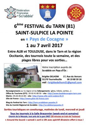 Festival du Tarn 2017 Recto